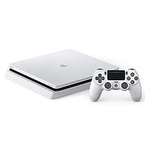 PlayStation 4 グレイシャー・ホワイト 500GB (CUH-2100AB02) 【メーカー生産終了】