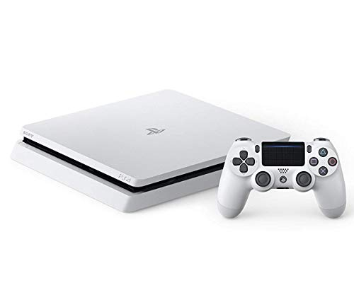 PlayStation 4 グレイシャー・ホワイト 500GB (CUH-2...