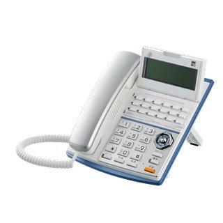 TD710(W) サクサ SAXA PLATIA プラティア 18ボタン電話機 ビジネスフォン