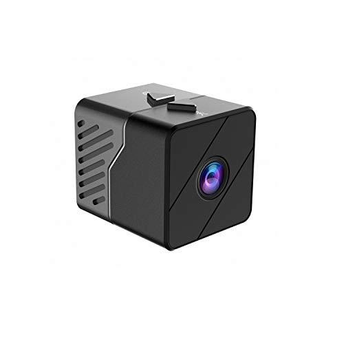 Conbrov 小型動体検知カメラ 隠し暗視ビデオカメラ コンパクトモニター 1080P 10M赤外...