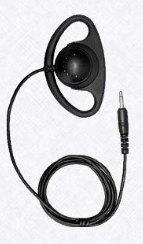 COMET コメット 耳かけ型イヤホン H-200K ケンウッド用