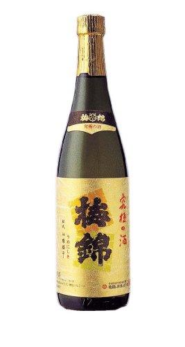梅錦山川 清酒 梅錦 大吟醸「究極の酒」 720ml [ 日本酒 ]