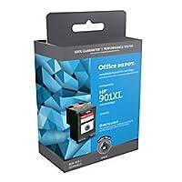 Office DepotリサイクルインクカートリッジHP 901X L ( cc654an ) (ブラック)