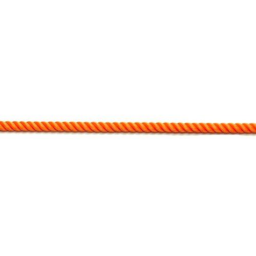 [해외]UGS 타임 세일 SKY SYSTEMS 꼬인 이탈리아 1.5mm × 1m 오렌지/UGS time sale SKY SYSTEMS twisted code made in Italy 1.5 mm × 1 m Orange