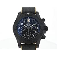ブライトリング アベンジャー ハリケーン 12H X114B29ARX ブラック文字盤 メンズ 腕時計 新品 [並行輸入品]