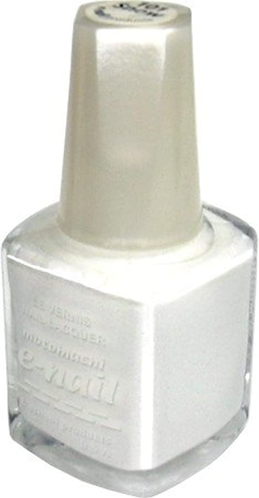 免疫受取人平方e-nail ネイルラッカー #101 SNOW