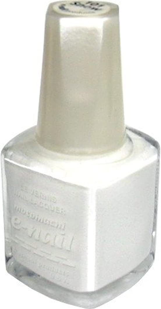 リスト端末電子e-nail ネイルラッカー #101 SNOW
