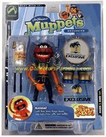 Muppet Show Series 8 Animal Action Figure