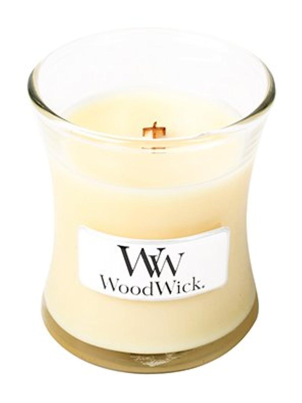 急性失望させる麻酔薬レモングラス& Lily WoodWick Candle 3.4オンス