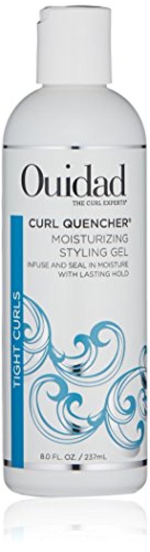 センター破裂先にOuidad by Ouidad Ouidad Curl Quencher Miosturizing Styling Gel for Unisex, 8.5 Ounce by Ouidad