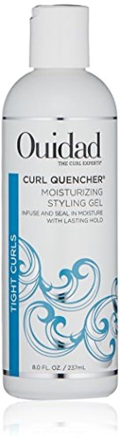 数学ノイズピッチOuidad by Ouidad Ouidad Curl Quencher Miosturizing Styling Gel for Unisex, 8.5 Ounce by Ouidad