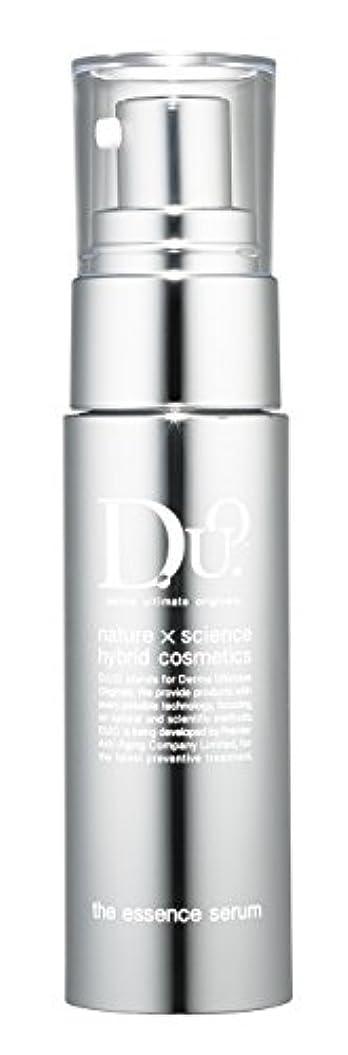 そのような反動バラ色D.U.O. ザ エッセンスセラム 30ml【高純度パワー美容液】ダマスクローズの香り エイジングケア 毛穴ケア 透明感のある肌に