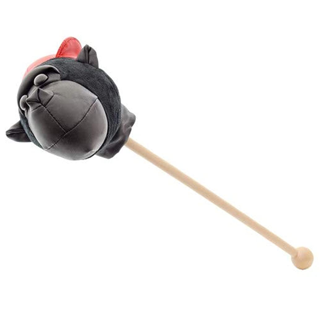 花火ミュート貫通するゴリラ 肩たたき棒 (ブラック)