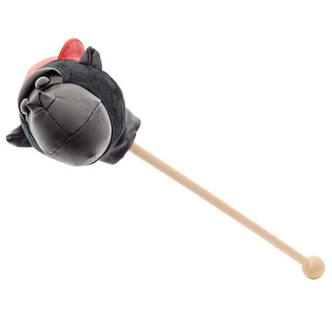 アナロジーたるみギャラントリーゴリラ 肩たたき棒 (ブラック)