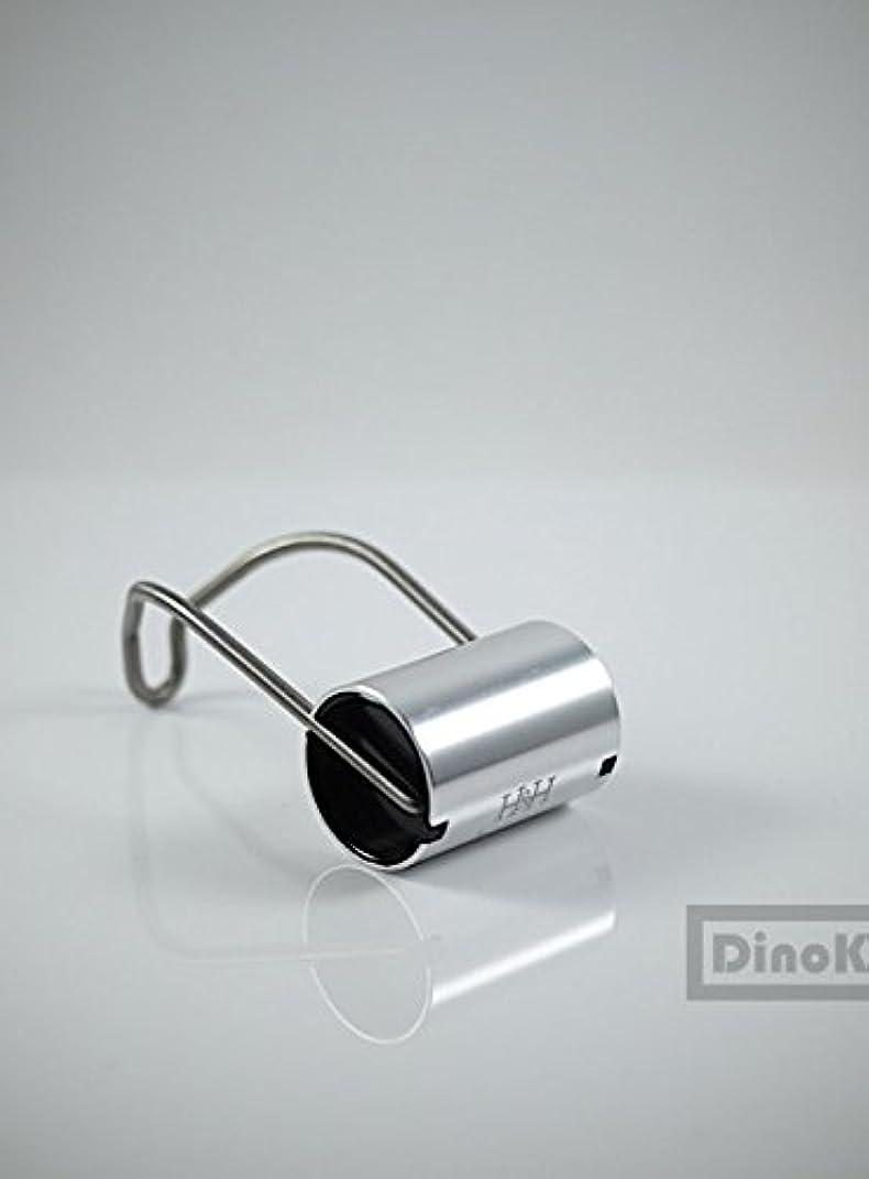 操縦する暫定のつぶすSilver general bicycle front light bracket (Stainless Wire) - Dino Kiddo