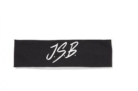 三代目 J sou lBrothers 会場限定  ヘアバンド ブラック JSB