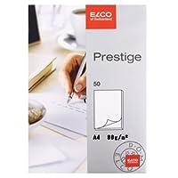 ELCO Prestige 無地ノートパッド80g/m2 50シート A4 (74111-14)
