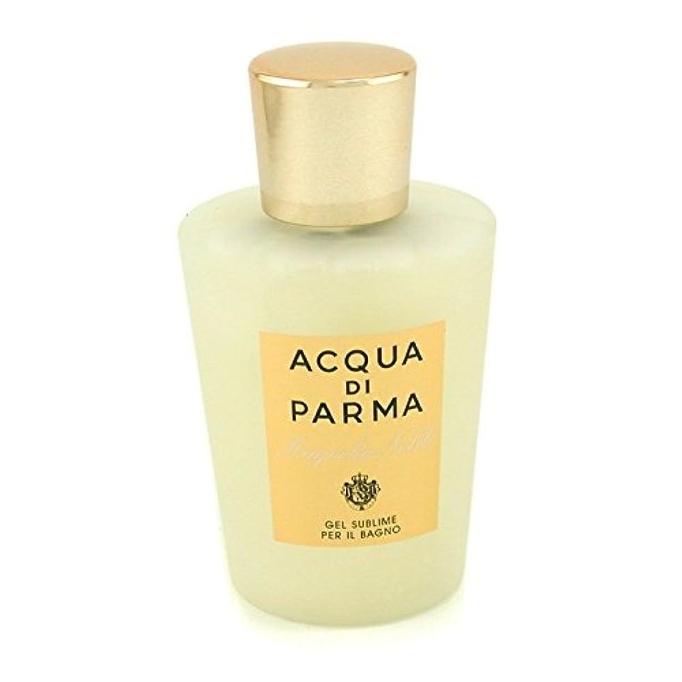 現実的香りエリートアクアディパルマ マグノリアノービル シャワージェル 200ml/6.7oz並行輸入品