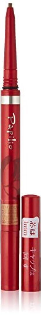 ゴミ箱ベスト関連するパピリオ  ステイブロウ (落ちにくアイブロウ)001 ライトブラウン