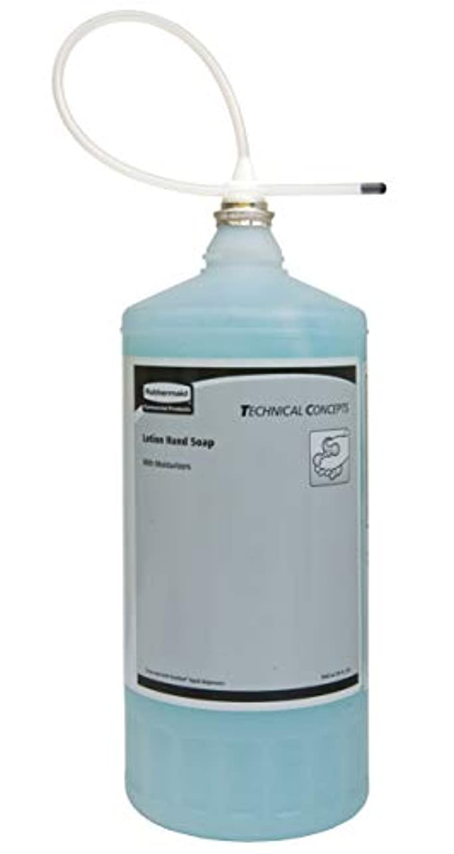 ドナウ川不承認ボリュームRubbermaid Commercial Products FG401311 Enriched Hand Soap Lotion with Moisturizer (800-Milliliters) by Rubbermaid...
