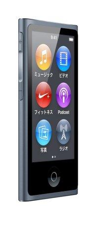 Apple iPod nano 16GB スレート MD481J/A <第7世代>