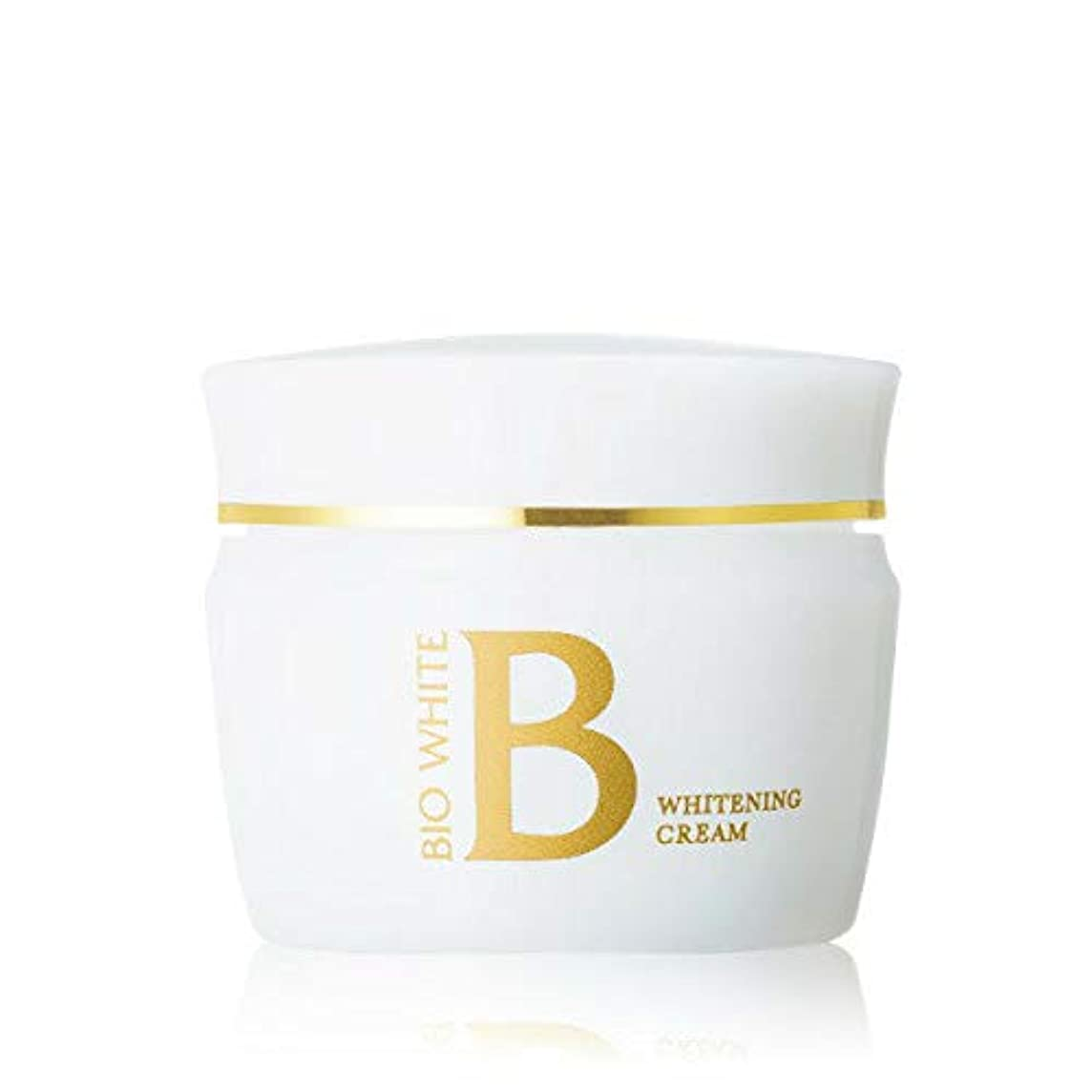 桃王位ピクニックをするエビス化粧品(EBiS) エビス ビーホワイトクリーム 40g 美白クリーム トラネキサム酸 配合 医薬部外品