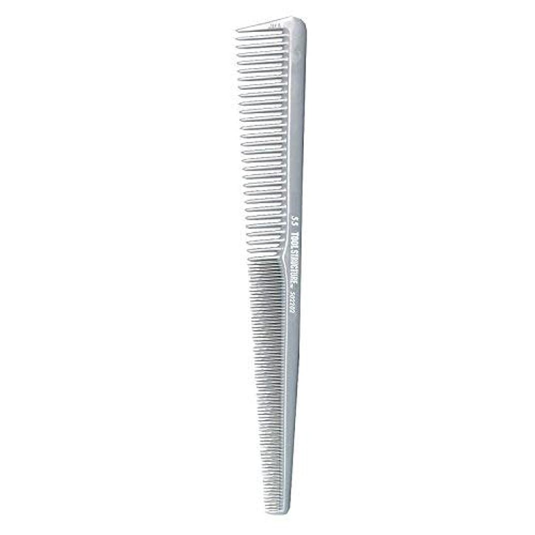 失仲良し納得させるTool Structure Barber Comb #55 [並行輸入品]