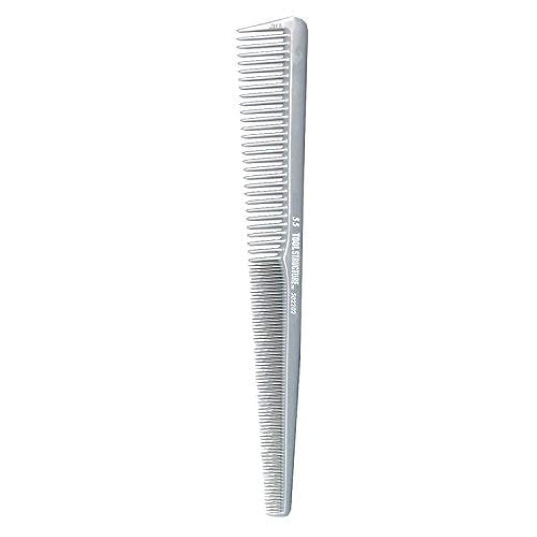サスペンド受粉する混合Tool Structure Barber Comb #55 [並行輸入品]