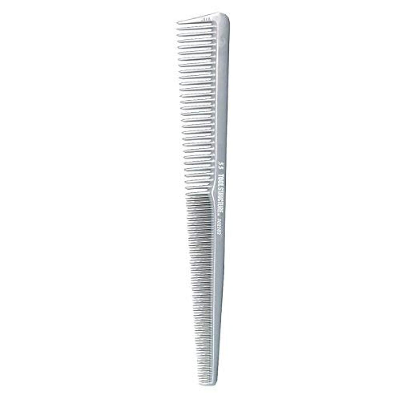 馬鹿げた条約振り子Tool Structure Barber Comb #55 [並行輸入品]