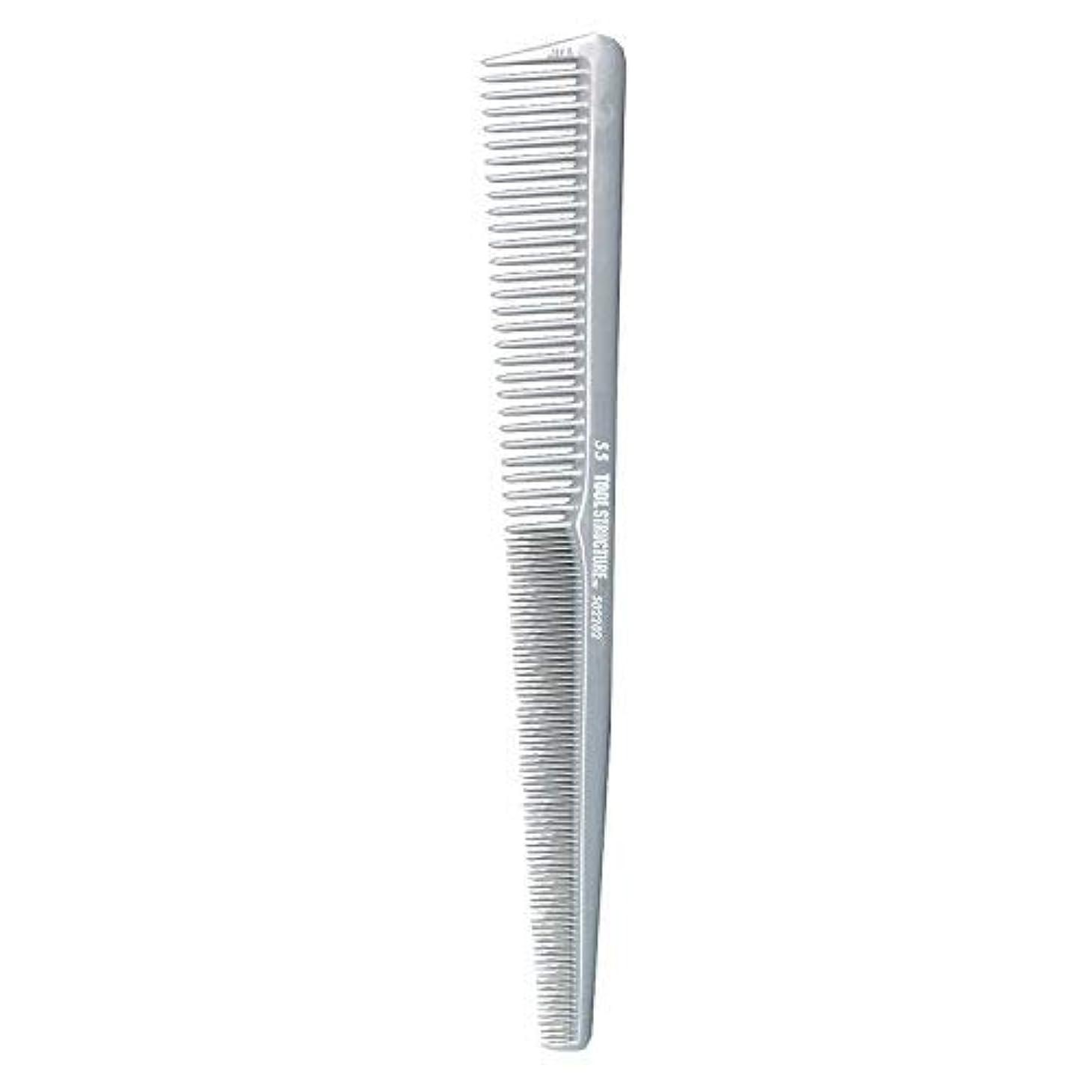発生レビュアー変換Tool Structure Barber Comb #55 [並行輸入品]
