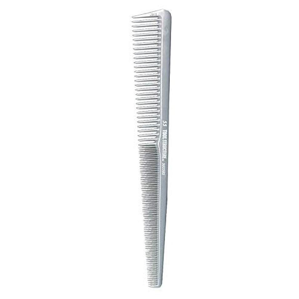 カスタム残酷なアートTool Structure Barber Comb #55 [並行輸入品]