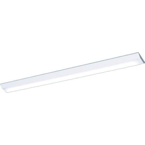 天井直付型 40形 一体型LEDベースライト Dスタイル/富士型 直管形蛍光灯FLR40形2灯器具相当 FLR40形・4000 lm(節電) XLX440AENC LE9