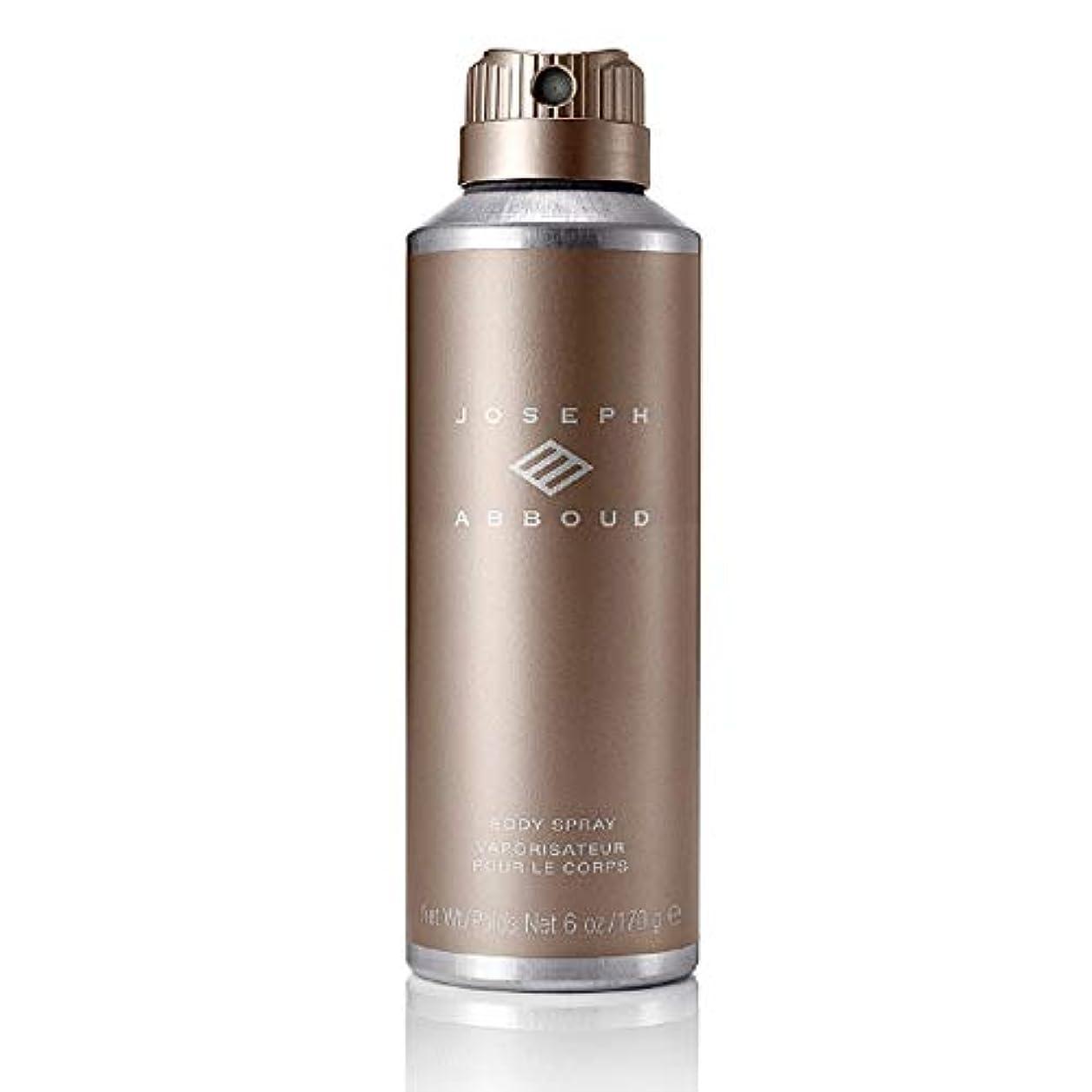 代わりの絞る死んでいるJoseph Abboud ボディスプレー - 男性のための洗練された、官能的なフレグランス香水 - 大胆な男性の香り - フレッシュシトラス。竹、ラベンダー、ゼラニウム、セージ - 6オズ