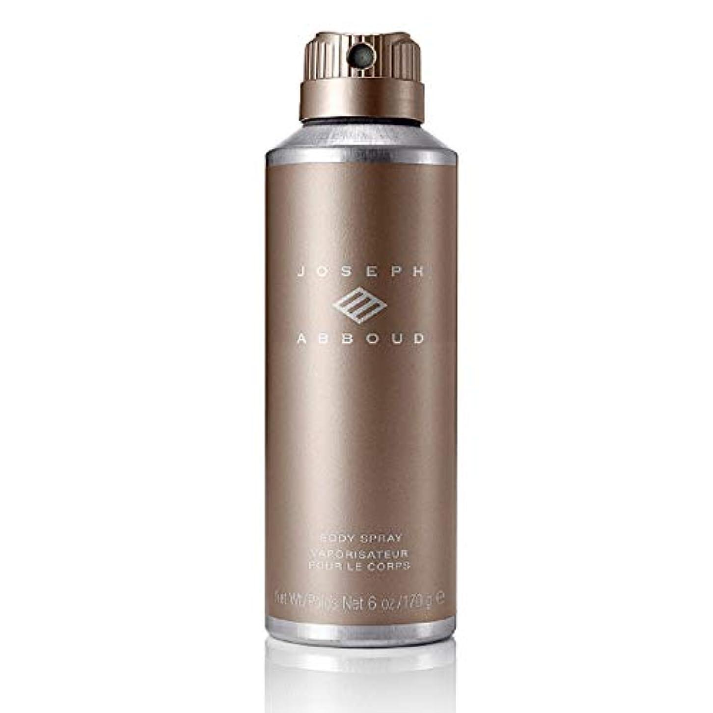 処理する名前系譜Joseph Abboud ボディスプレー - 男性のための洗練された、官能的なフレグランス香水 - 大胆な男性の香り - フレッシュシトラス。竹、ラベンダー、ゼラニウム、セージ - 6オズ
