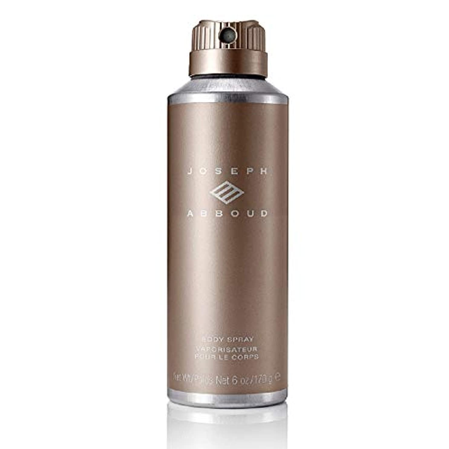 カポック軽蔑純粋なJoseph Abboud ボディスプレー - 男性のための洗練された、官能的なフレグランス香水 - 大胆な男性の香り - フレッシュシトラス。竹、ラベンダー、ゼラニウム、セージ - 6オズ