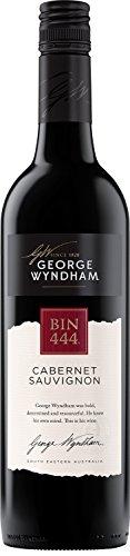 ジョージ・ウィンダム BIN444 カベルネ・ソーヴィニヨン 750ml [オーストラリア/赤ワイン/辛口/フルボディ/1本][国内正規品]