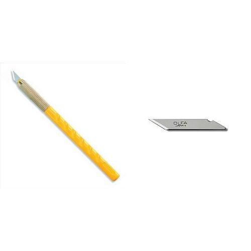 RoomClip商品情報 - オルファ(OLFA) アートナイフ 10B アートナイフ替刃セット