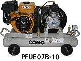 オイルフリーコンプレッサー PFUE07B-10  軽便タイプ