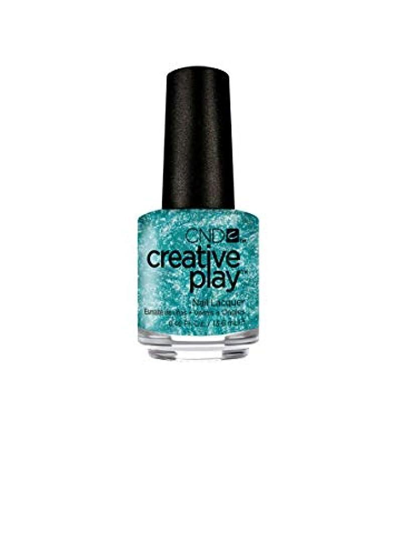 遷移トマト逸脱CND Creative Play Lacquer - Sea the Light - 0.46oz / 13.6ml