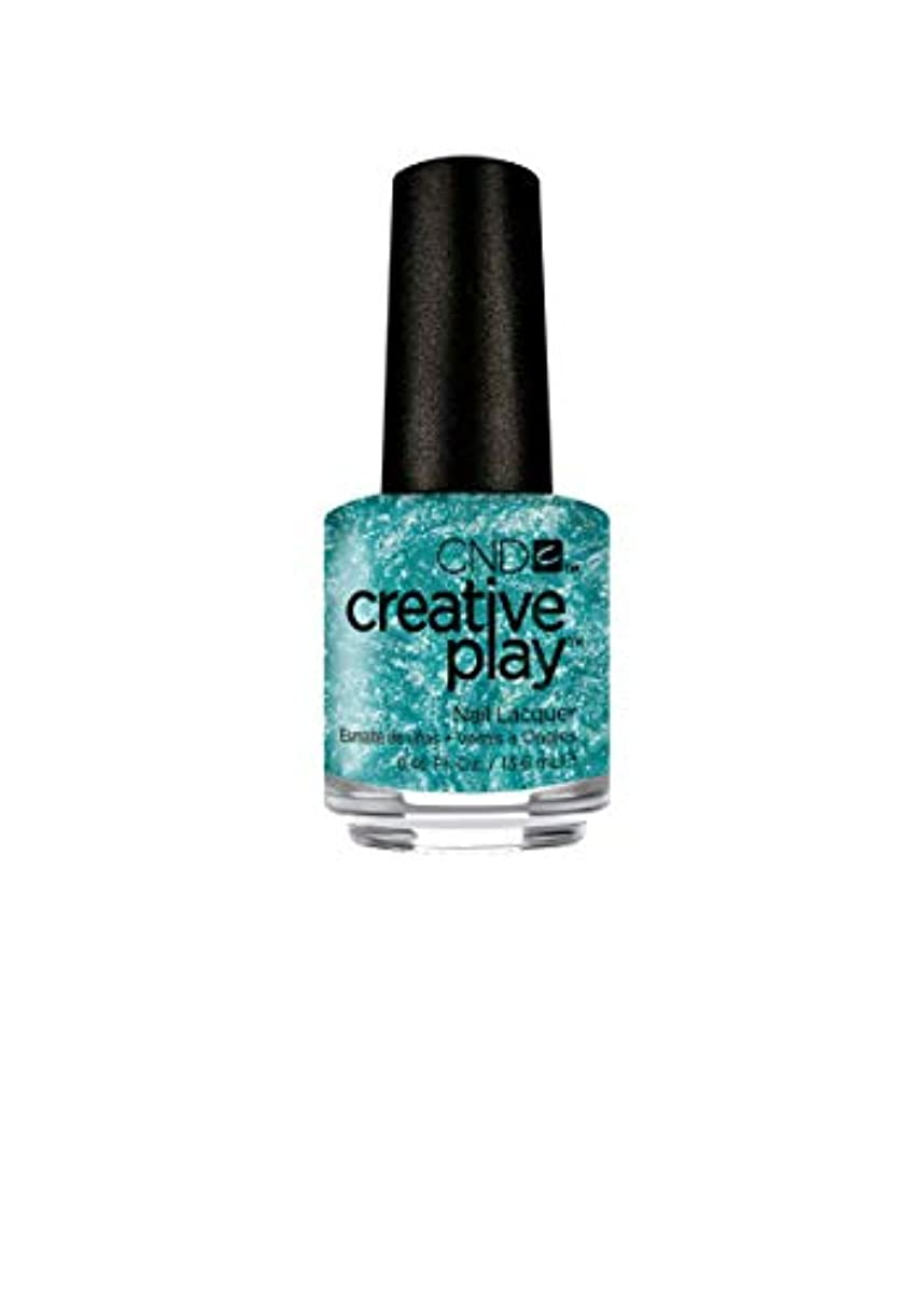 階グリルコンプライアンスCND Creative Play Lacquer - Sea the Light - 0.46oz / 13.6ml