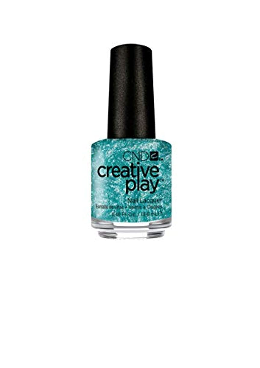 シニス未使用ホステルCND Creative Play Lacquer - Sea the Light - 0.46oz / 13.6ml