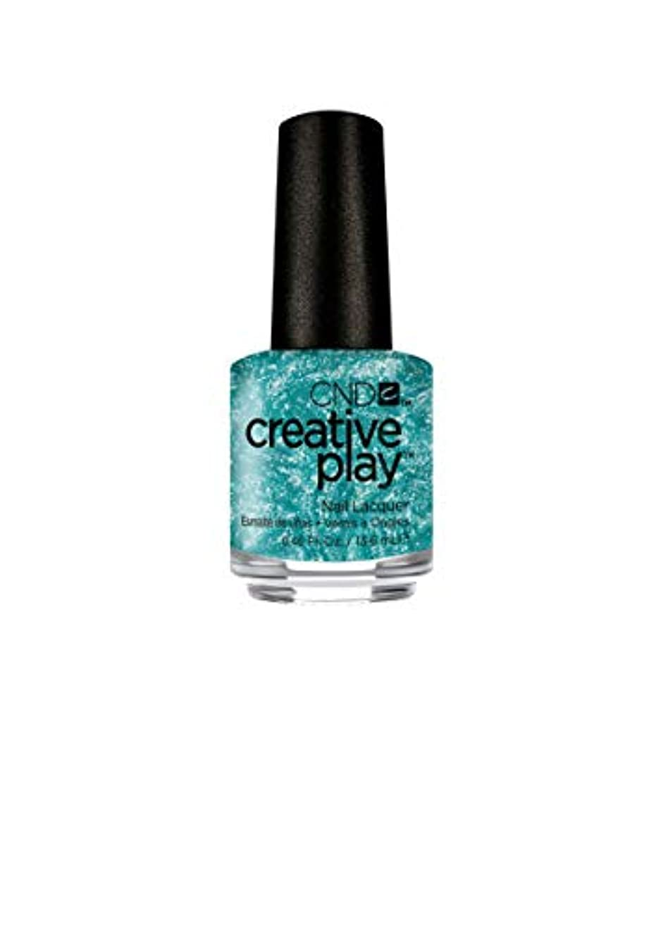 タイル知覚するアレルギーCND Creative Play Lacquer - Sea the Light - 0.46oz / 13.6ml