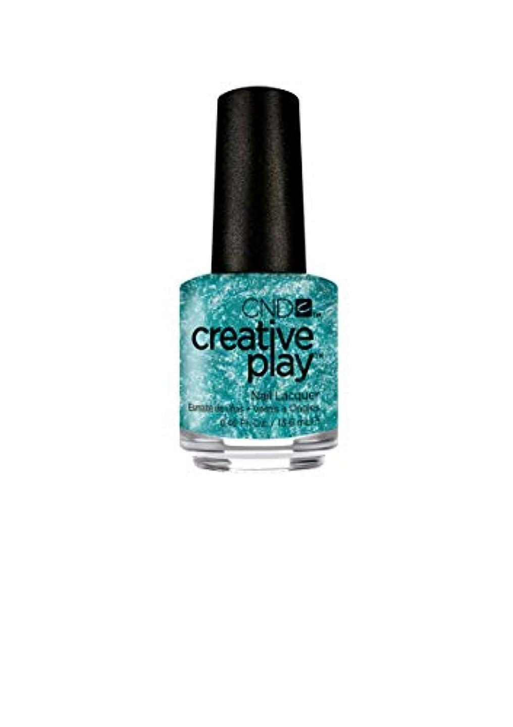 グリット偽物棚CND Creative Play Lacquer - Sea the Light - 0.46oz / 13.6ml