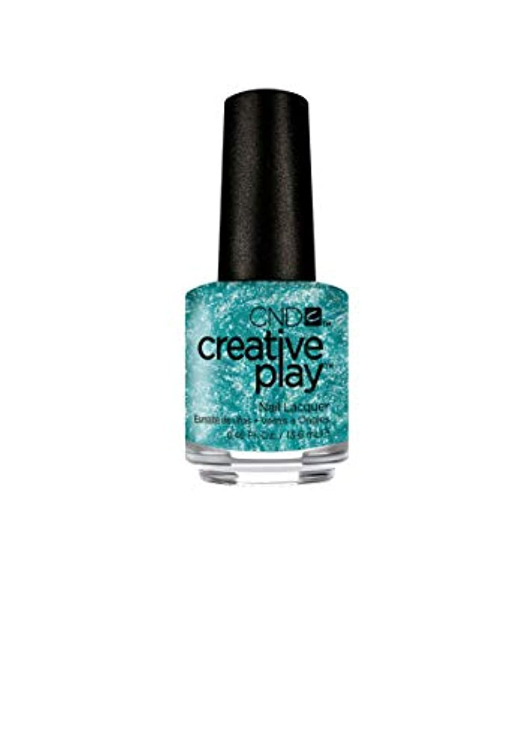 砲兵消毒剤草CND Creative Play Lacquer - Sea the Light - 0.46oz / 13.6ml