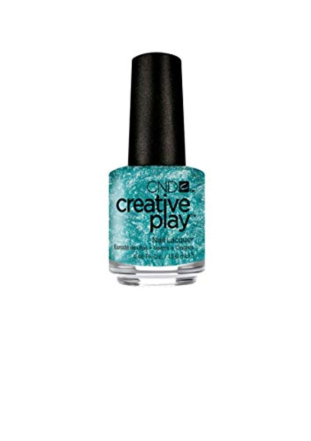 我慢する切り離す書士CND Creative Play Lacquer - Sea the Light - 0.46oz / 13.6ml