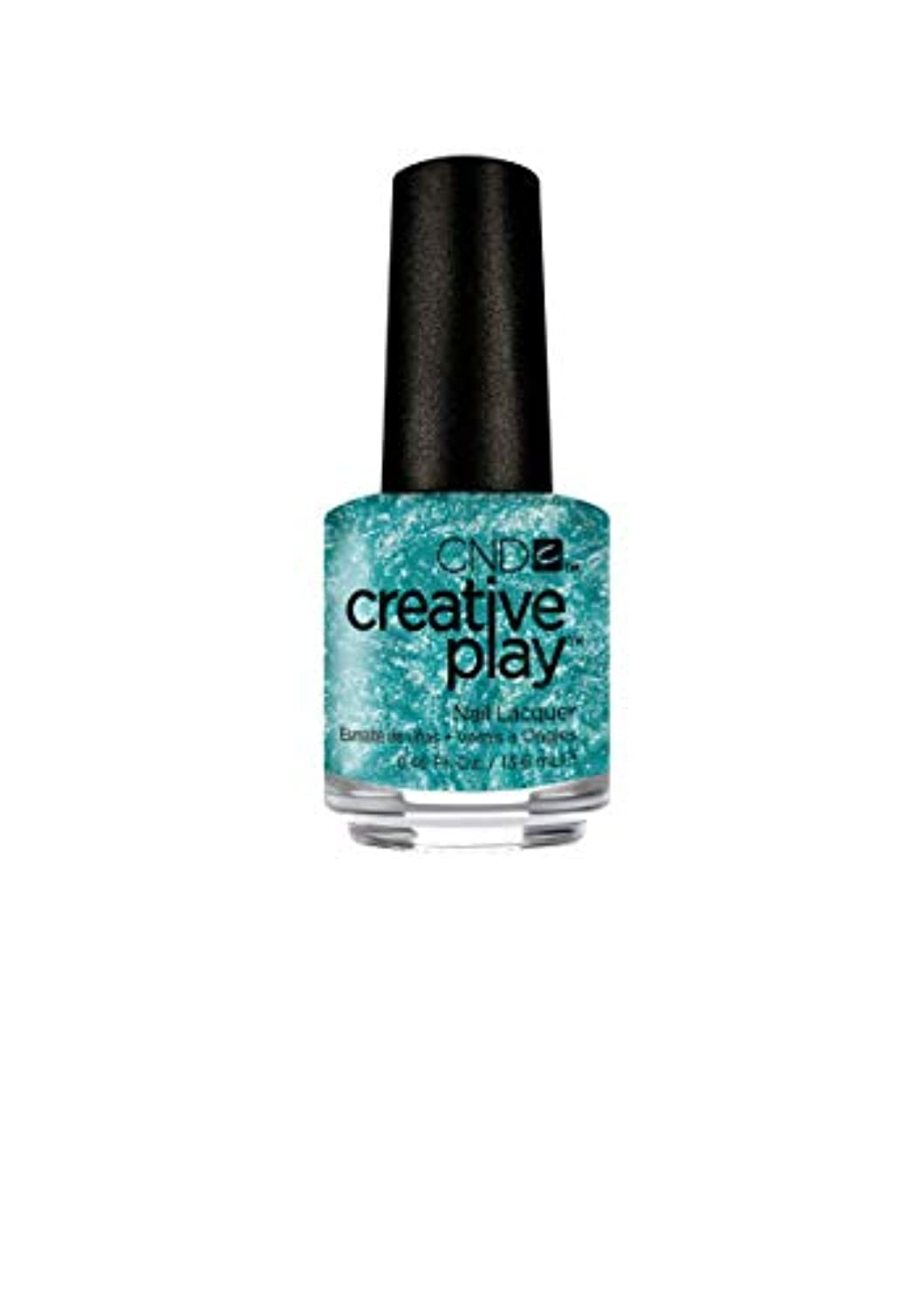 CND Creative Play Lacquer - Sea the Light - 0.46oz / 13.6ml
