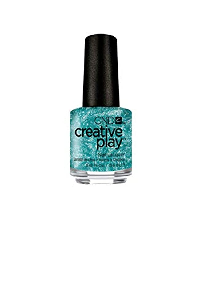 自分自身代替案感染するCND Creative Play Lacquer - Sea the Light - 0.46oz / 13.6ml