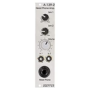 Doepfer A-139-2 Headphone Amplifier ユーロラック モジュラーシンセ