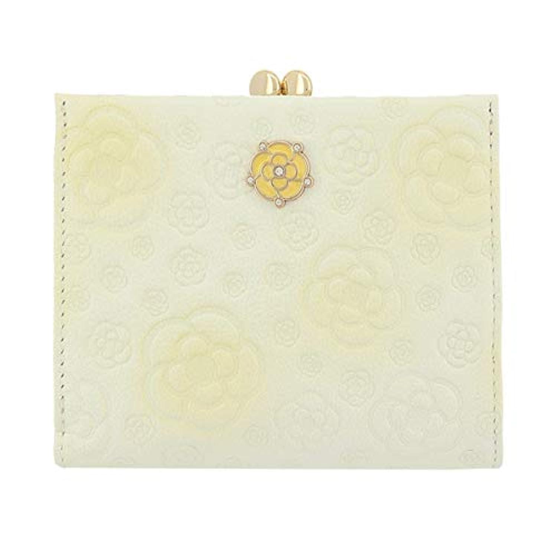 (クレイサス) CLATHAS 二つ折り財布 がま口 レディース エルダーフラワー 187852