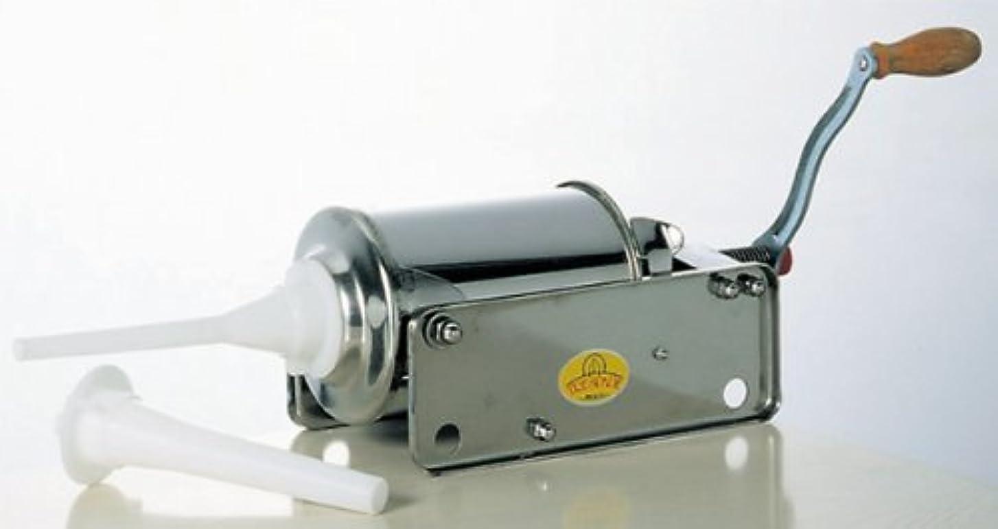 ビーチやむを得ない組み合わせるソーセージ フィーラー 横型 3L Model.3